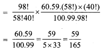 MP Board Class 11th Maths Solutions Chapter 16 प्रायिकता विविध प्रश्नावली img-4