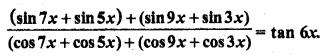 MP Board Class 11th Maths Solutions Chapter 3 त्रिकोणमितीय फलन विविध प्रश्नावली img-6