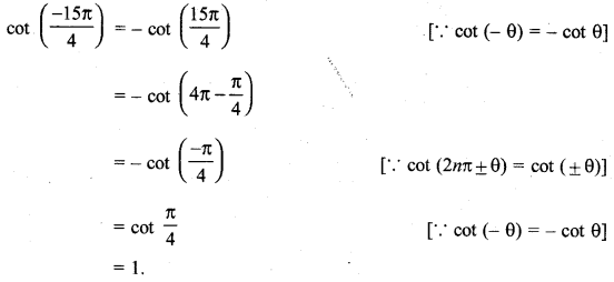 MP Board Class 11th Maths Solutions Chapter 3 त्रिकोणमितीय फलन Ex 3.2 img-12
