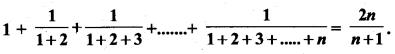 MP Board Class 11th Maths Solutions Chapter 4 गणितीय आगमन का सिद्धांत Ex 4.1 img-5