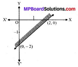 MP Board Class 11th Maths Solutions Chapter 6 सम्मिश्र संख्याएँ और द्विघातीय समीकरण Ex 6.2 img-5