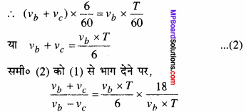 MP Board Class 11th Physics Solutions Chapter 3 सरल रेखा में गति 7
