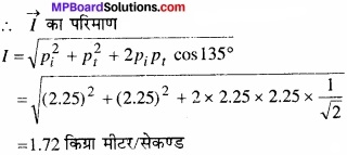 MP Board Class 11th Physics Solutions Chapter 5 गति के नियम img 10