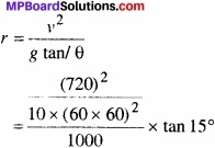 MP Board Class 11th Physics Solutions Chapter 5 गति के नियम img 14