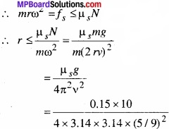 MP Board Class 11th Physics Solutions Chapter 5 गति के नियम img 23