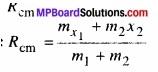 MP Board Class 11th Physics Solutions Chapter 7 कणों के निकाय तथा घूर्णी गति image 19