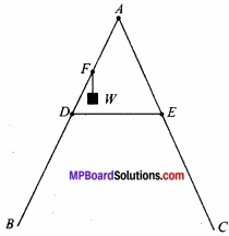 MP Board Class 11th Physics Solutions Chapter 7 कणों के निकाय तथा घूर्णी गति image 26