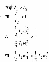 MP Board Class 11th Physics Solutions Chapter 7 कणों के निकाय तथा घूर्णी गति image 28a