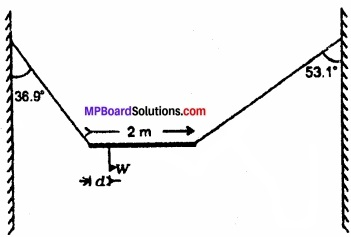 MP Board Class 11th Physics Solutions Chapter 7 कणों के निकाय तथा घूर्णी गति image 8