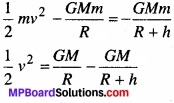 MP Board Class 11th Physics Solutions Chapter 8 गुरुत्वाकर्षण img 12
