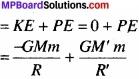 MP Board Class 11th Physics Solutions Chapter 8 गुरुत्वाकर्षण img 27