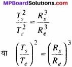 MP Board Class 11th Physics Solutions Chapter 8 गुरुत्वाकर्षण img 8