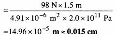 MP Board Class 11th Physics Solutions Chapter 9 ठोसों के यांत्रिक गुण img 5a