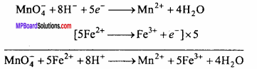 MP Board Class 12th Chemistry Important Questions Chapter 8 The d-and f-Block Elements 14
