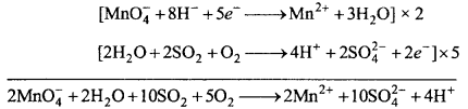 MP Board Class 12th Chemistry Important Questions Chapter 8 The d-and f-Block Elements 15