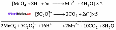 MP Board Class 12th Chemistry Important Questions Chapter 8 The d-and f-Block Elements 16