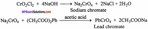 MP Board Class 12th Chemistry Important Questions Chapter 8 The d-and f-Block Elements 3
