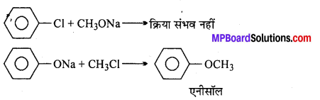 MP Board Class 12th Chemistry Solutions Chapter 11 ऐल्कोहॉल, फीनॉल तथा ईथर - 63