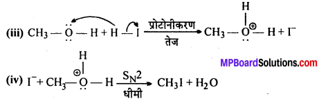 MP Board Class 12th Chemistry Solutions Chapter 11 ऐल्कोहॉल, फीनॉल तथा ईथर - 73