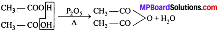 MP Board Class 12th Chemistry Solutions Chapter 12 ऐल्डिहाइड्स, कीटोन्स तथा कार्बोक्सिलिक अम्ल - 112