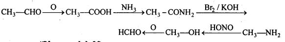 MP Board Class 12th Chemistry Solutions Chapter 12 ऐल्डिहाइड्स, कीटोन्स तथा कार्बोक्सिलिक अम्ल - 127