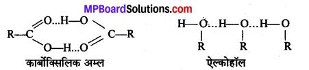 MP Board Class 12th Chemistry Solutions Chapter 12 ऐल्डिहाइड्स, कीटोन्स तथा कार्बोक्सिलिक अम्ल - 134