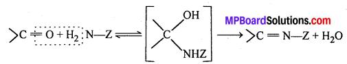 MP Board Class 12th Chemistry Solutions Chapter 12 ऐल्डिहाइड्स, कीटोन्स तथा कार्बोक्सिलिक अम्ल - 24