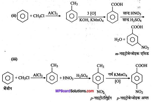 MP Board Class 12th Chemistry Solutions Chapter 12 ऐल्डिहाइड्स, कीटोन्स तथा कार्बोक्सिलिक अम्ल - 44