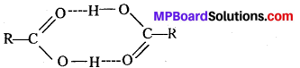 MP Board Class 12th Chemistry Solutions Chapter 12 ऐल्डिहाइड्स, कीटोन्स तथा कार्बोक्सिलिक अम्ल - 90