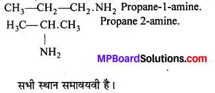 MP Board Class 12th Chemistry Solutions Chapter 13 ऐमीन - 132