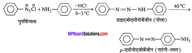 MP Board Class 12th Chemistry Solutions Chapter 13 ऐमीन - 28