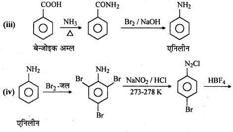 MP Board Class 12th Chemistry Solutions Chapter 13 ऐमीन - 33