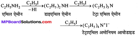 MP Board Class 12th Chemistry Solutions Chapter 13 ऐमीन - 76