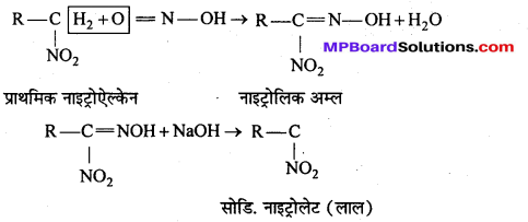 MP Board Class 12th Chemistry Solutions Chapter 13 ऐमीन - 85