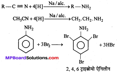 MP Board Class 12th Chemistry Solutions Chapter 13 ऐमीन - 90