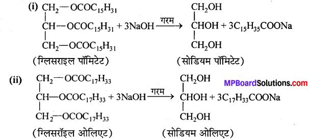 दैनिक जीवन में रसायन कक्षा 12 Pdf MP Board