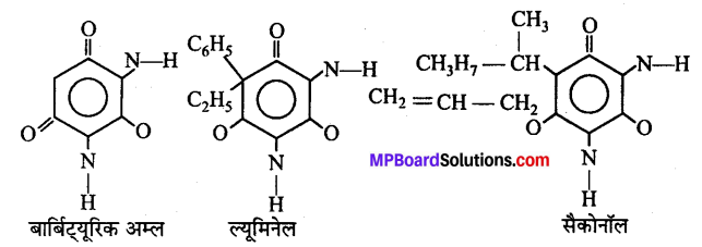 MP Board Class 12th Chemistry Solutions Chapter 16 दैनिक जीवन में रसायन - 21