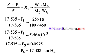 MP Board Class 12th Chemistry Solutions Chapter 2 विलयन - 29