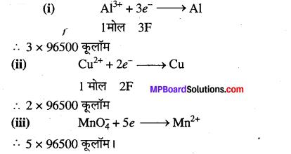 MP Board Class 12th Chemistry Solutions Chapter 3 वैद्युतरसायन - 17