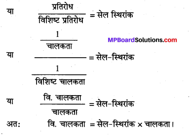 MP Board Class 12th Chemistry Solutions Chapter 3 वैद्युतरसायन - 37