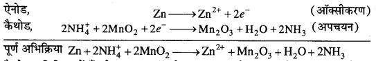 MP Board Class 12th Chemistry Solutions Chapter 3 वैद्युतरसायन - 45
