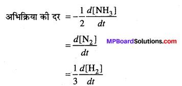MP Board Class 12th Chemistry Solutions Chapter 4 रासायनिक बलगतिकी - 4