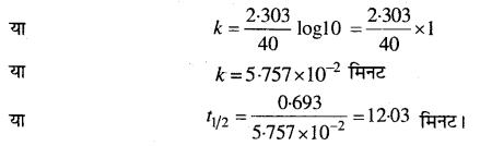 MP Board Class 12th Chemistry Solutions Chapter 4 रासायनिक बलगतिकी - 50