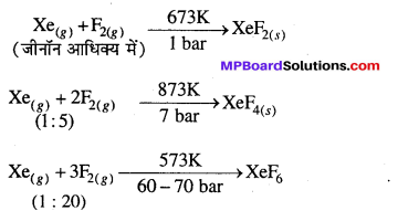 MP Board Class 12th Chemistry Solutions Chapter 7 p-ब्लॉक के तत्त्व - 30