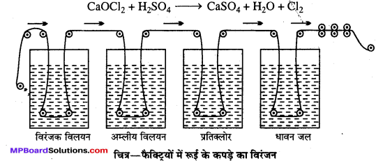 MP Board Class 12th Chemistry Solutions Chapter 7 p-ब्लॉक के तत्त्व - 55