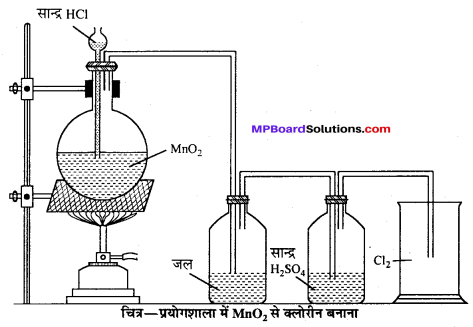 MP Board Class 12th Chemistry Solutions Chapter 7 p-ब्लॉक के तत्त्व - 57