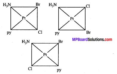 MP Board Class 12th Chemistry Solutions Chapter 9 उपसहसंयोजन यौगिक - 22