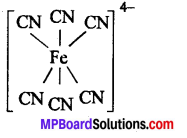 MP Board Class 12th Chemistry Solutions Chapter 9 उपसहसंयोजन यौगिक - 39