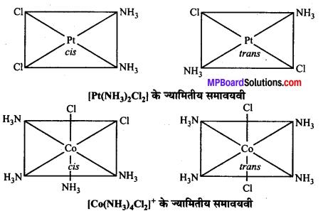 MP Board Class 12th Chemistry Solutions Chapter 9 उपसहसंयोजन यौगिक - 41