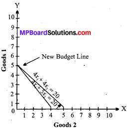 MP Board Class 12th Economics Important Questions Unit 2 Consumer Behaviour and Demand img-5